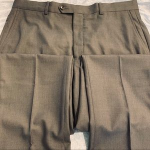 Apt9 Dress Slacks  Dark Taupe Color size 32-32